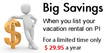 List your rental property for less